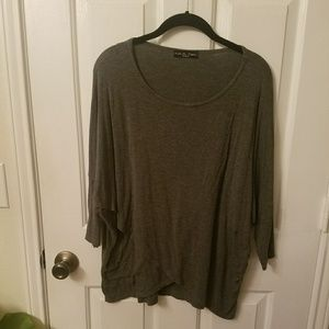 $3 for $20 Asymmetrical Hem Tunic